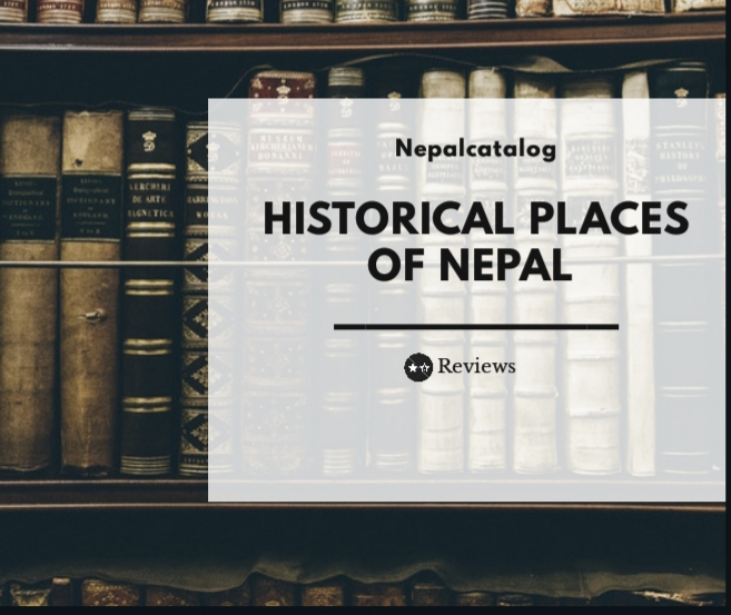 Historical places of nepal