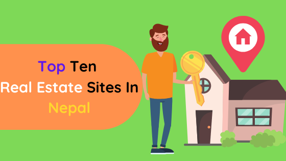 top ten real estate website in nepal
